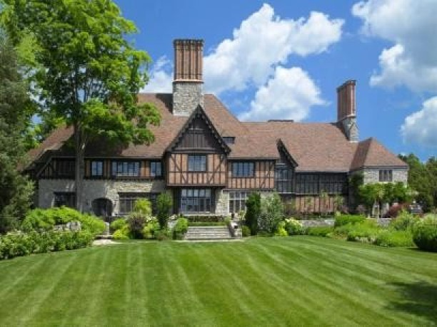 Old Mill Farm-The Elegant Home of Mel Gibson