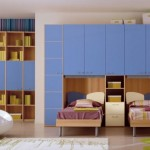 Verardoitalia Kids Bedroom Furniture Blue