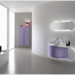 Modern bathroom furniture Piaf by Foster