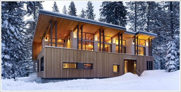 Mountain Villa Sugar Bowl Residence Pictures