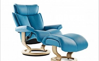 Stressless Chair Magic Sky Blue