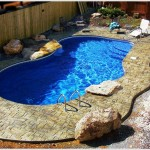 Swimming Pool Decoration Ideas - Flooring