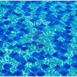 Swimming Pool Decoration Ideas - Mosaic