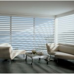 roll up blinds and curtains