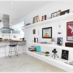 Brazilian Apartment design - Doris House