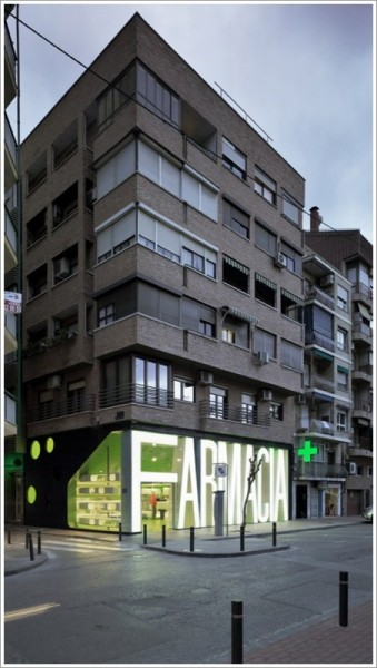 Modern Pharmacy in Murcia