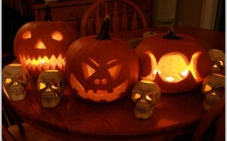 Halloween party decorating ideas
