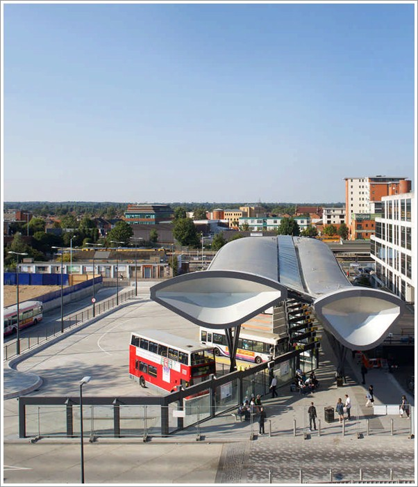 Slough Bus Station