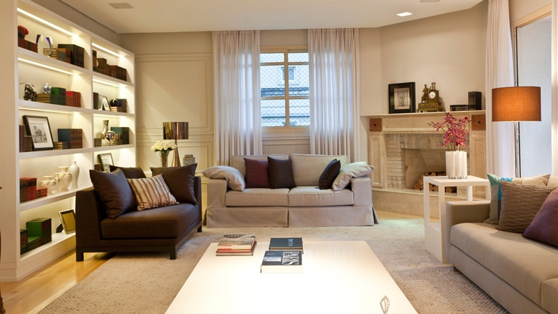 Decorating Ideas For a Living Room (3)