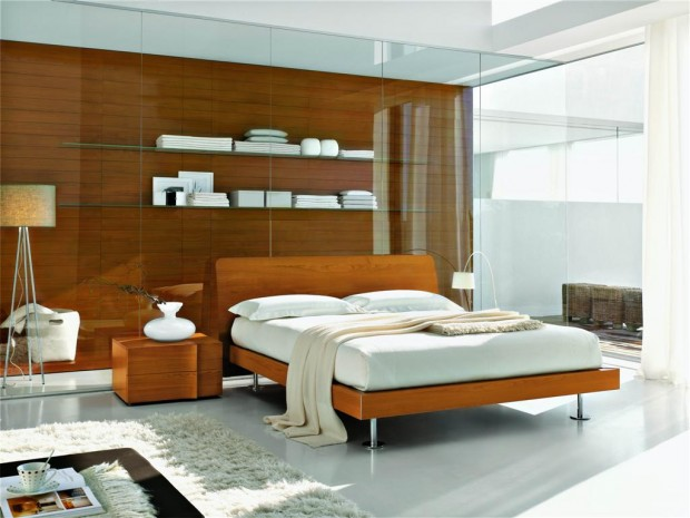 Solid wood furniture - Modern Bedroom Furniture