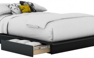 Storage Platform Bed-Size Double